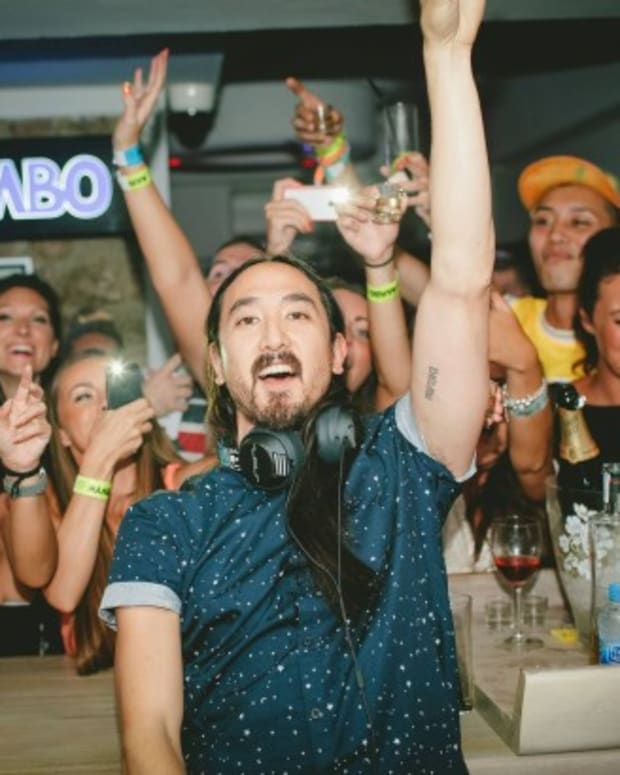 Steve Aoki To Play Free Throwback Electro Set At SXSW
