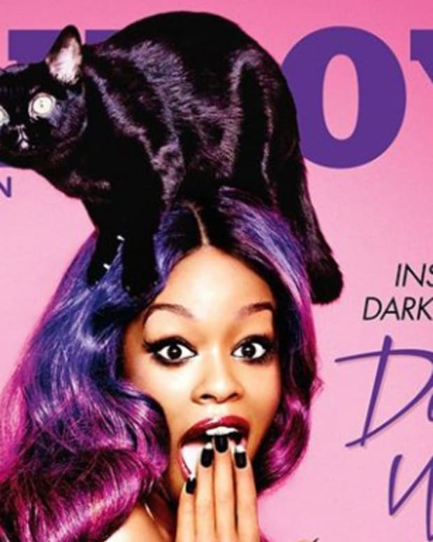 Azealia Banks Hates America (Her Words)