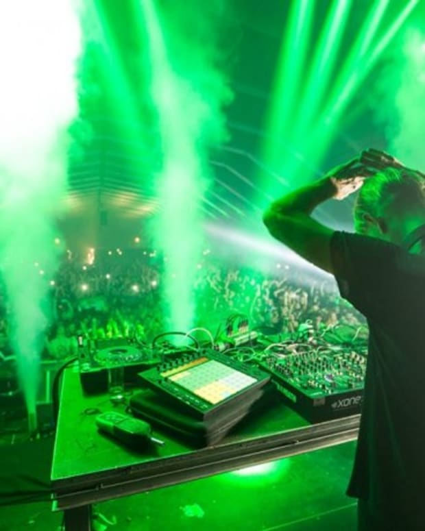 Colleges Getting Schooled By Richie Hawtin Tour