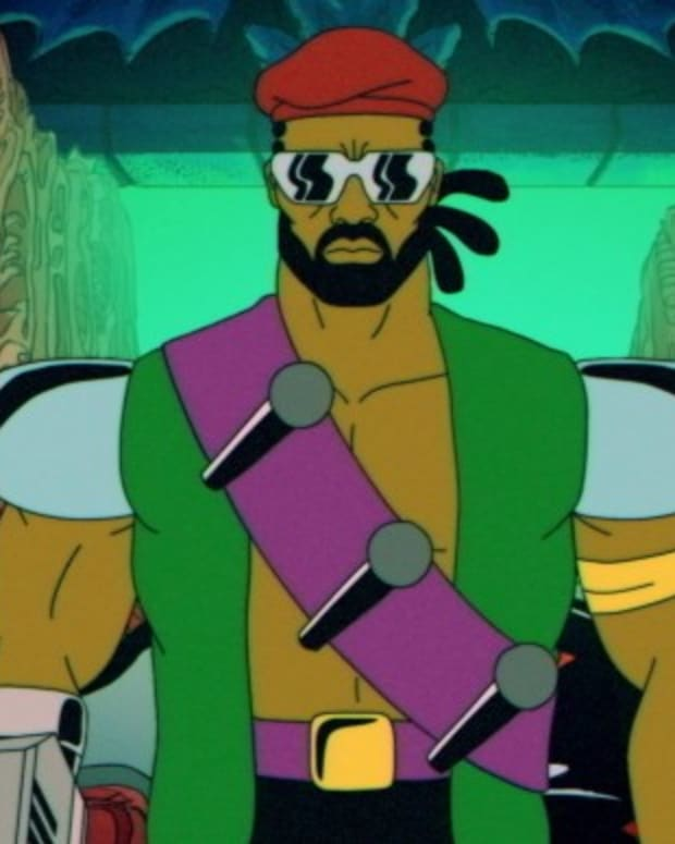 Major Lazer Cartoon With Aziz Ansari Launching On FXX