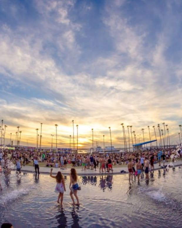 CRSSD Fest is Coachella's Hot Younger Sister