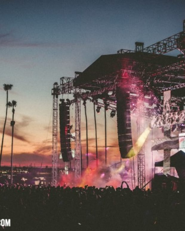 CRSSD Fest is Coachella's Hot Younger Sister