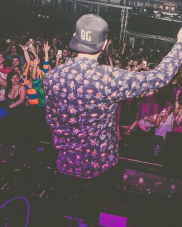 "Crichy Crich ""Stomped Out"" For Borgore In Fight Near SXSW"