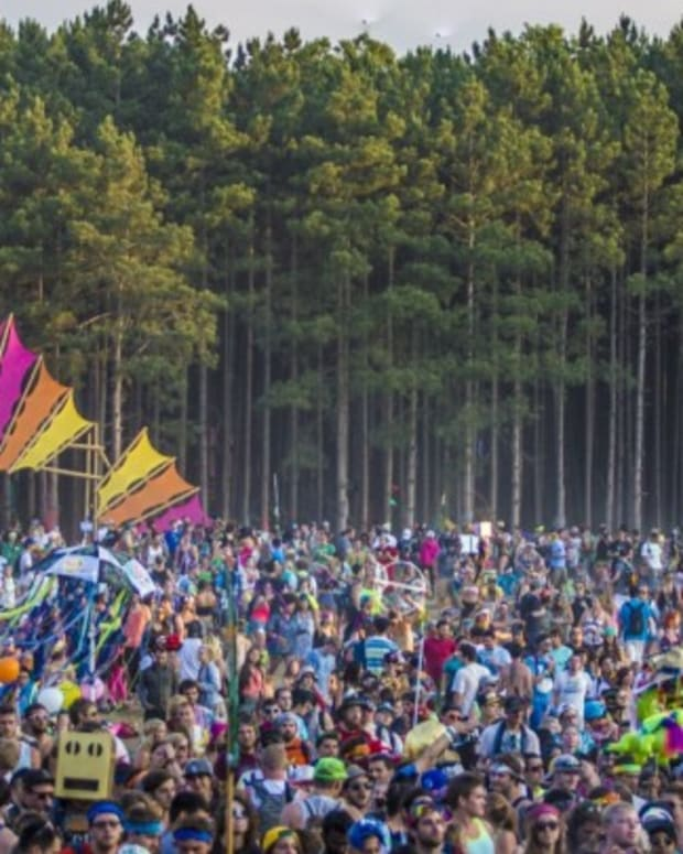 Electric Forest May Break World Record