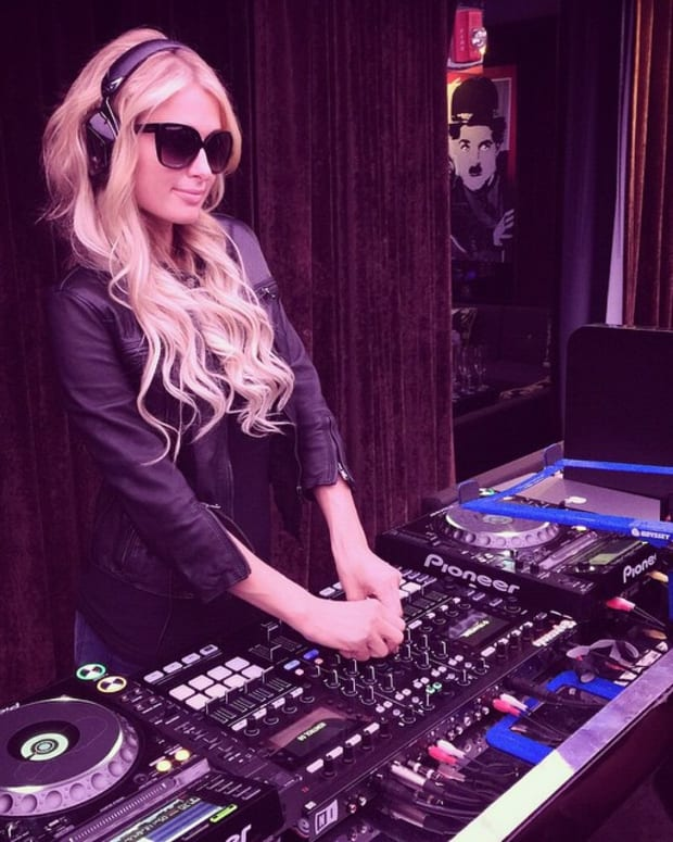 DJ Paris Hilton To Headline 'World's Largest Music Festival'