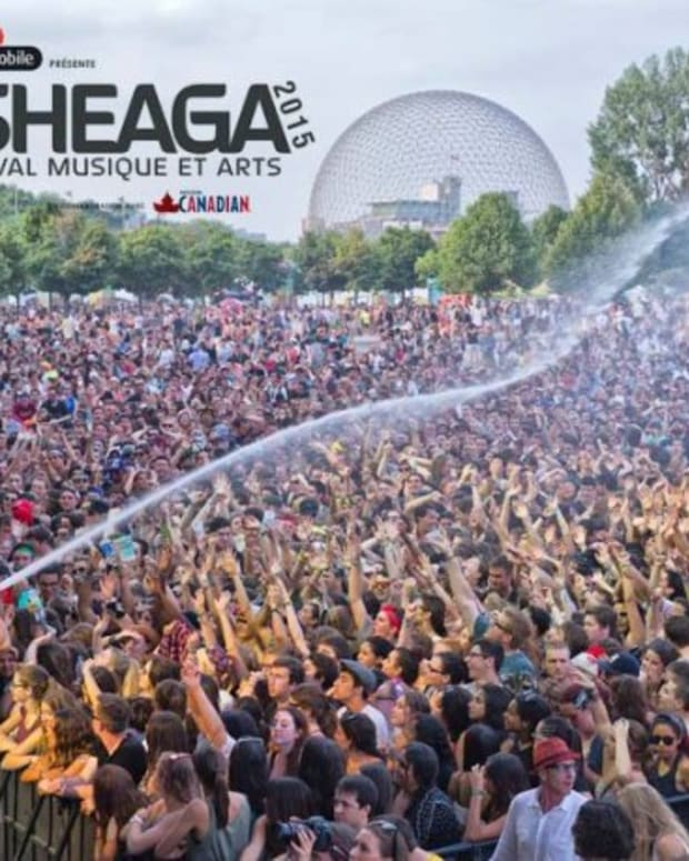 Osheaga is Heating Up The North This Summer!