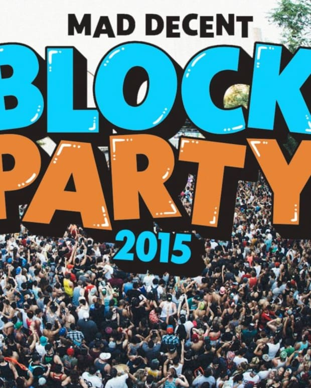 Mad Decent Block Party Announces Return
