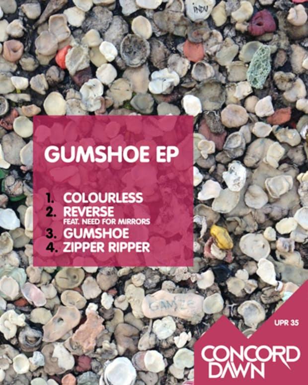 GUMSHOE EP ART