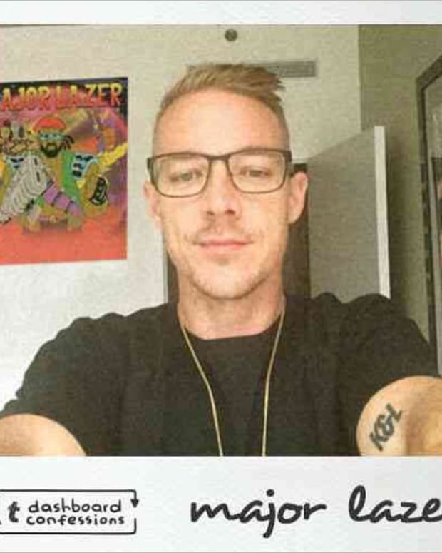 Ask Diplo. Anything.