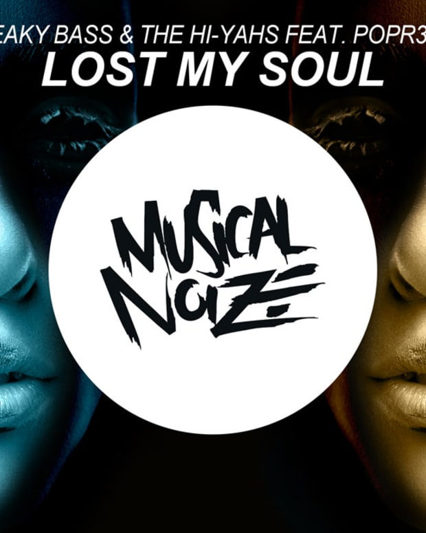 Music Spotlight: Musical Noize Prepares To Release Progressive Dance Floor Heater 'Freaky Bass & The Hi-Yahs Feat. Popr3b3l - Lost My Soul (Original Mix)
