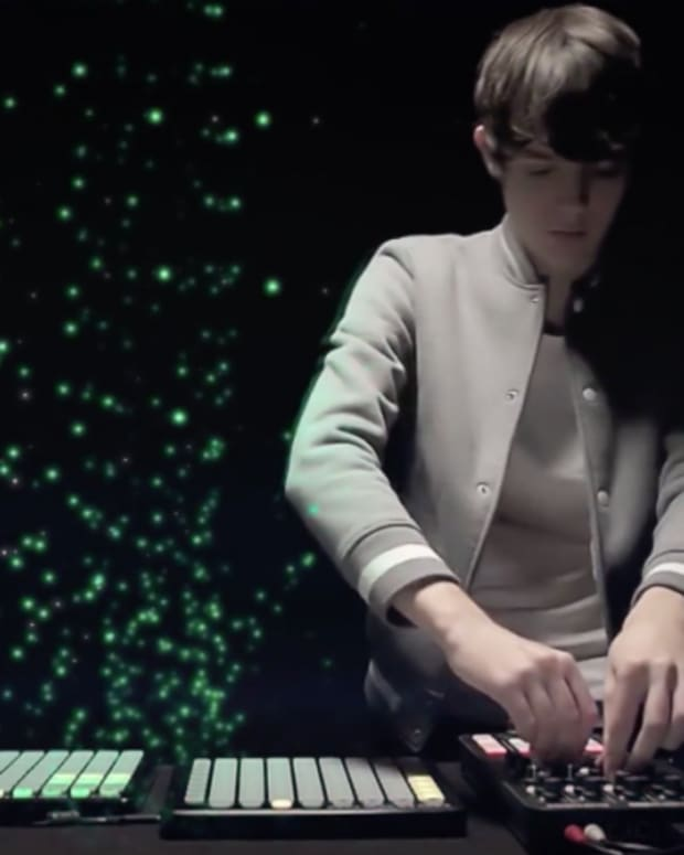 Live Madeon Mix Shows What He's Capable Of