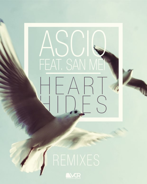 Ascio - Heart Hides Remixes