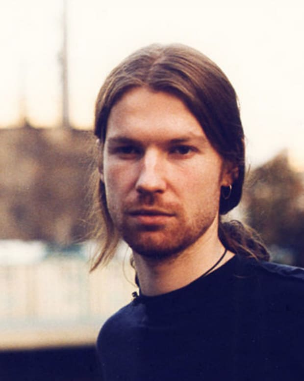 Stream, Download Aphex Twin Experimental New 'Collapse EP