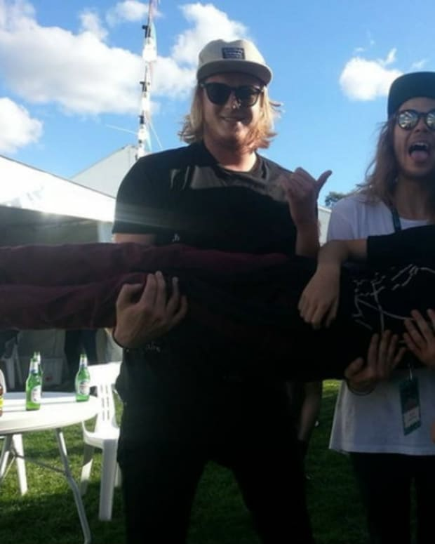 11-Year-Old Australian Producer Nails His First Festival Set