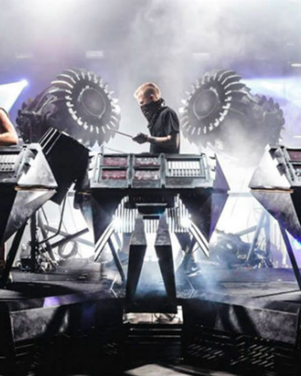 The Glitch Mob Has The Most Advanced Live Setup In Electronic Music