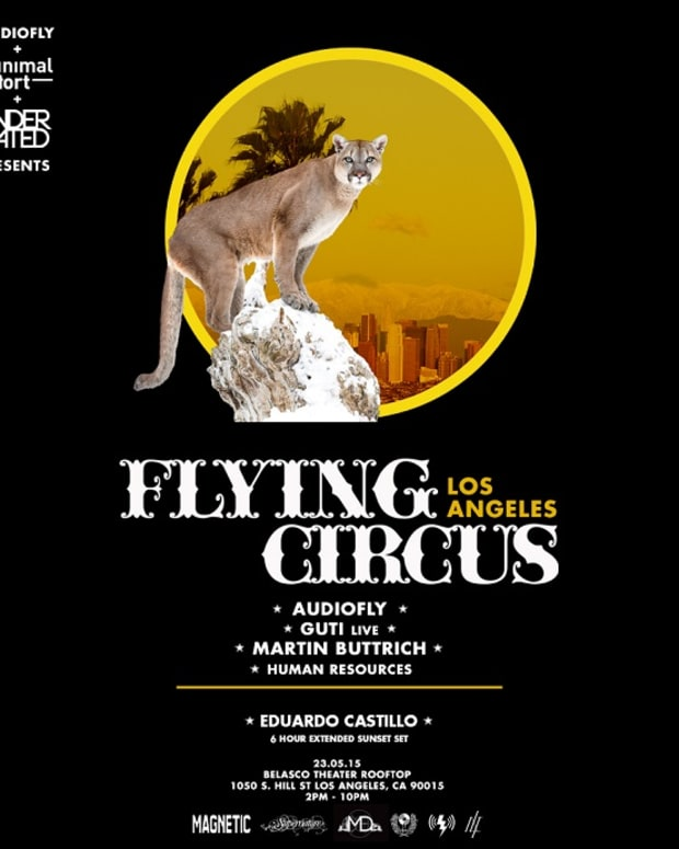 Flying Circus LA presented by Minimal Effort
