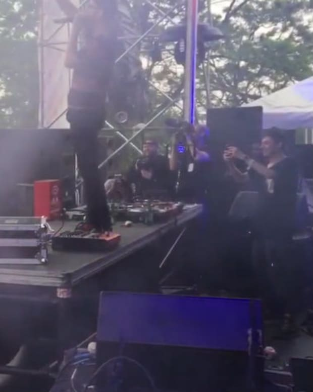 Detroit Policeman At Movement Is Your New Favorite Hype Man