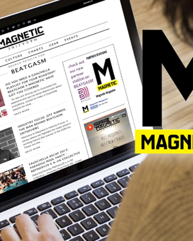 Magnetic Partners With BEATGASM For Summer Themed Station