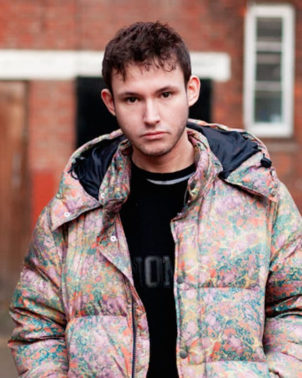 "Hudson Mohawke: ""I Had Literally Opened A Whole Inside Of My Mouth"""