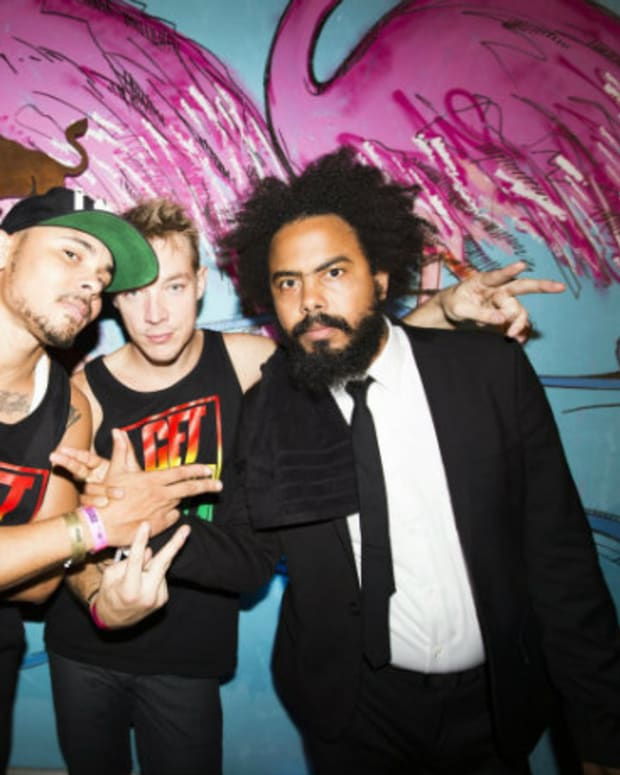 Stream Major Lazer's New Album Now For The First Time