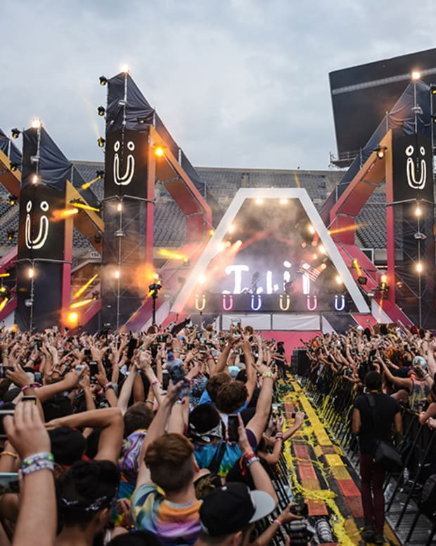 Stream Jack Ü, Oliver Heldens, And Flosstradamus From Spring Awakening