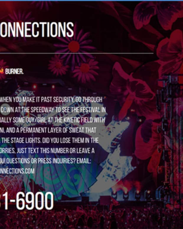 EDC Missed Connections Website Launched To Help You Get Back In Touch