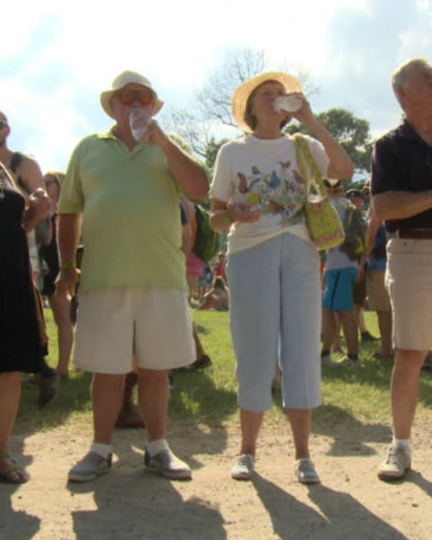 Funny Or Die Sent Old People To Their First Festival And It's Hilarious