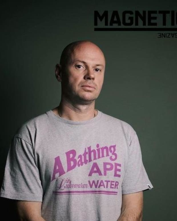 MAGNETIC Magazine Guest Podcast: Dave Seaman