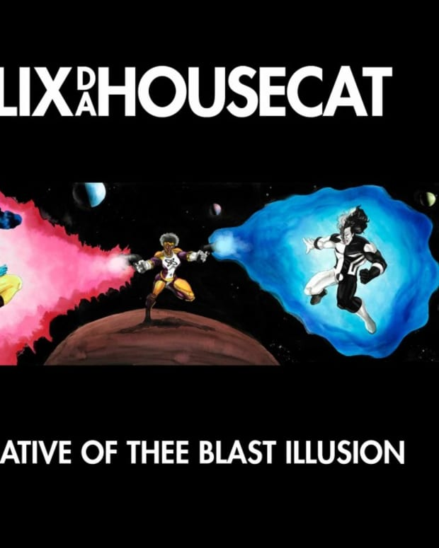 Felix Da Housecat Drops New Album Today - Narrative Of The Blast Illusion
