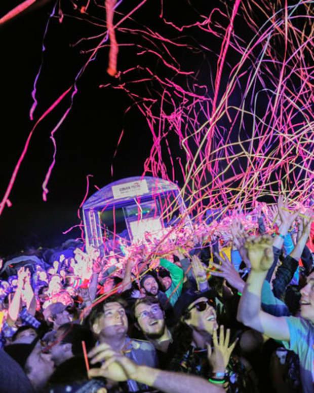 Canada's Evolve Festival Provides Drug Testing For Attendees
