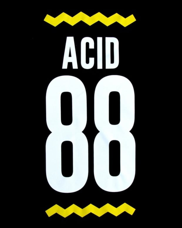 Style: Wasted Heroes Drops Acid House Inspired Tee