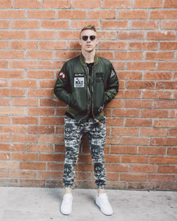 Diplo and K•Swiss Announce For The Block Social Responsibility Campaign