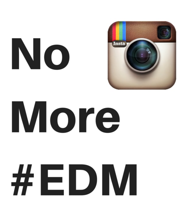 #EDM Tag Banned On Instagram