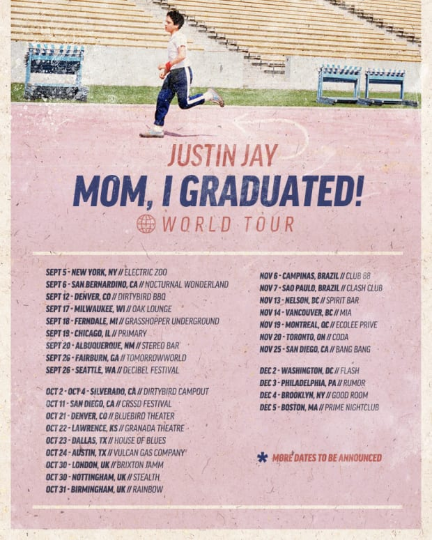Justin Jay World Tour