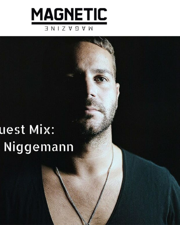 Listen: Exclusive DJ Mix From Berlin's Alex Niggemann