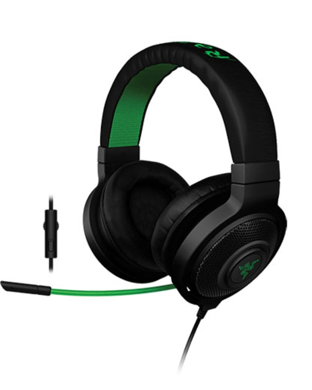 Review: The Razer Kraken Pro Gaming Headphone
