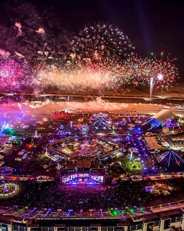 EDC Las Vegas Electric Daisy Carnival