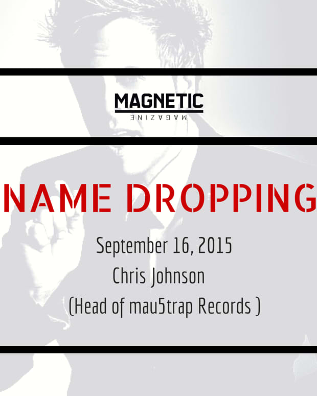 Name Dropping Podcast Chris Johnson