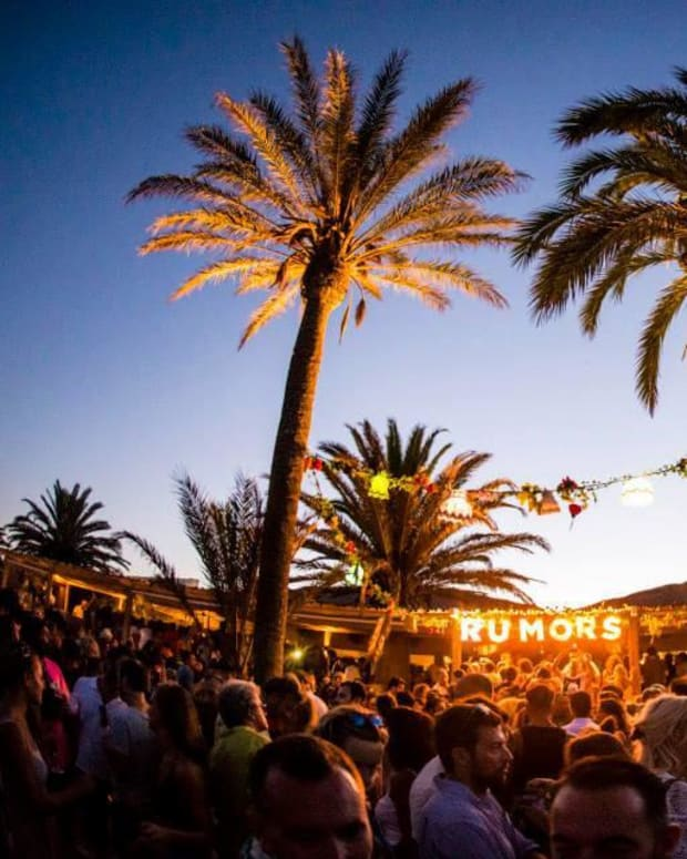 Guy Gerber RUMORS Ibiza