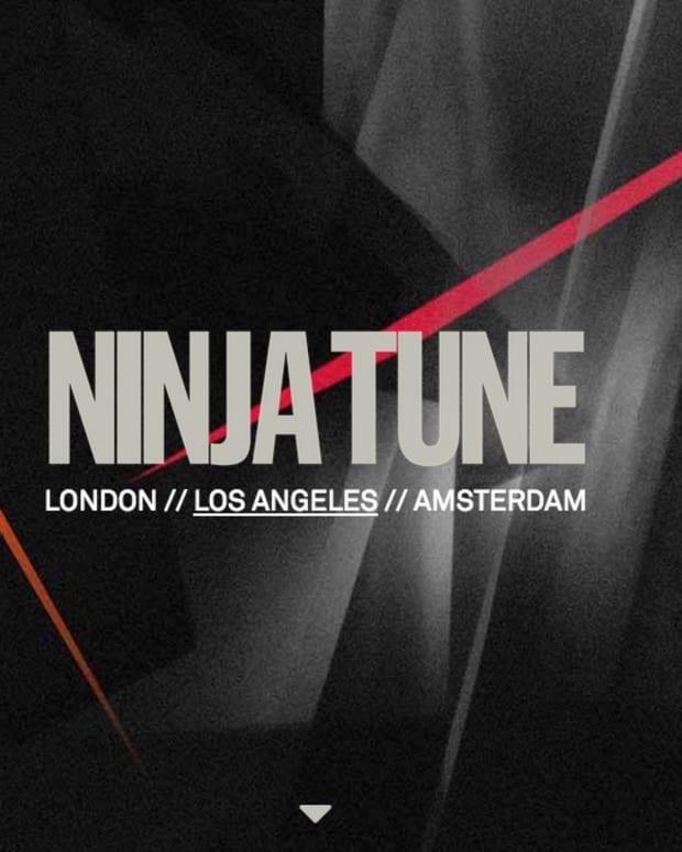 ninja tune anniversary