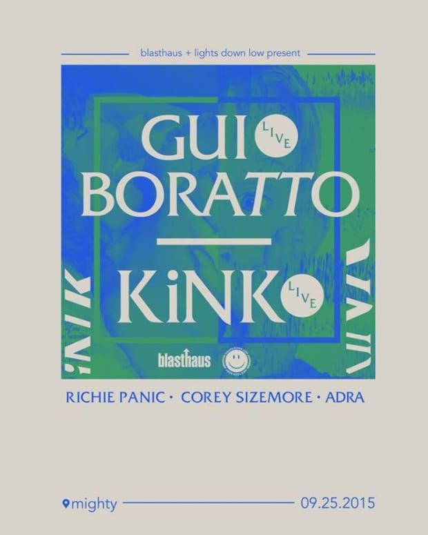 Gui Boratto & KiNK