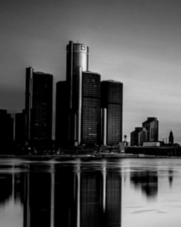 Detroit Skyline Image