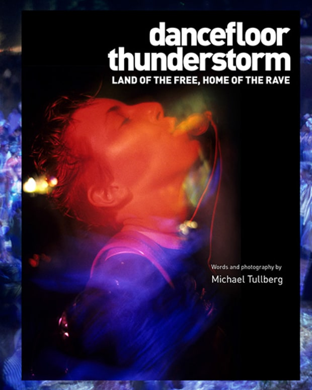 Dancefloor Thunderstorm Book Cover