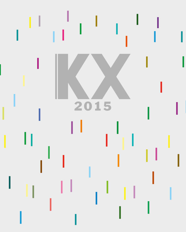 KX label compilation KOMPAKT