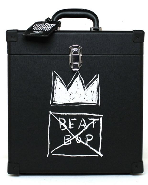 Basquiat Record box