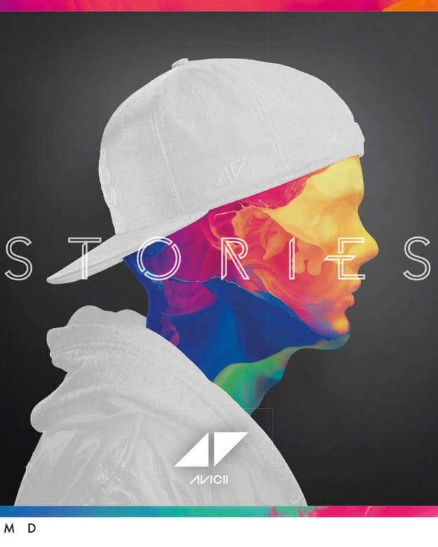 Avicii Stories Album Cover