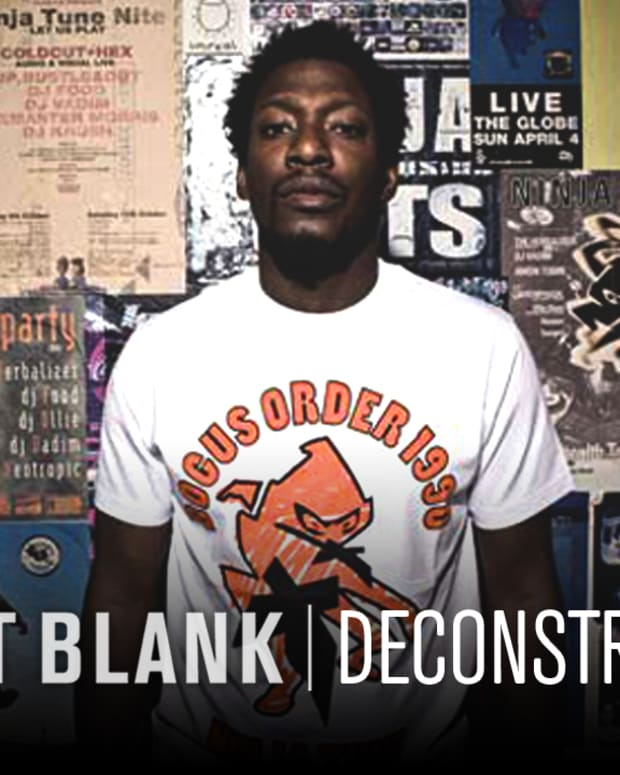 Point Blank Roots Manuva image