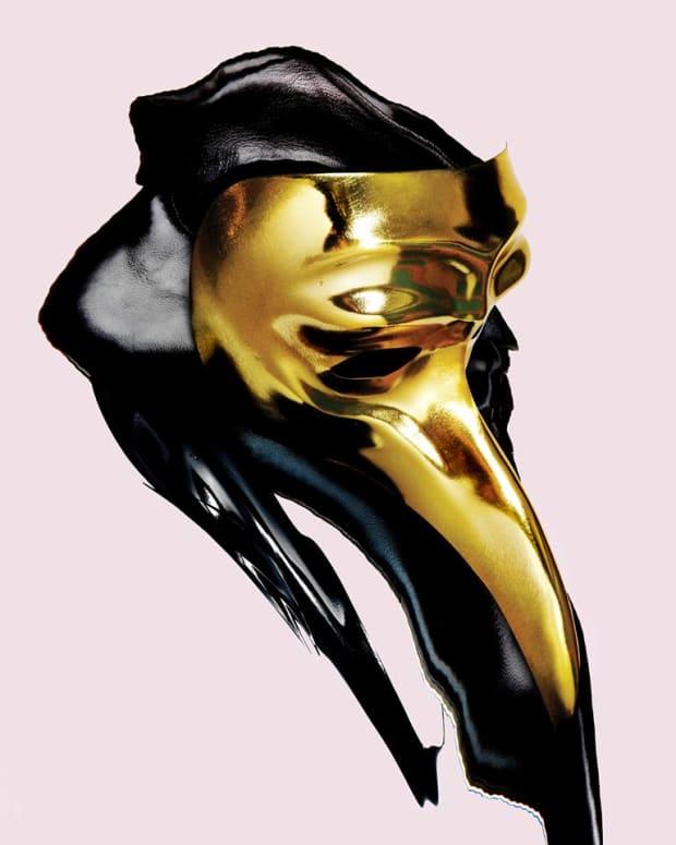 Claptone Mask