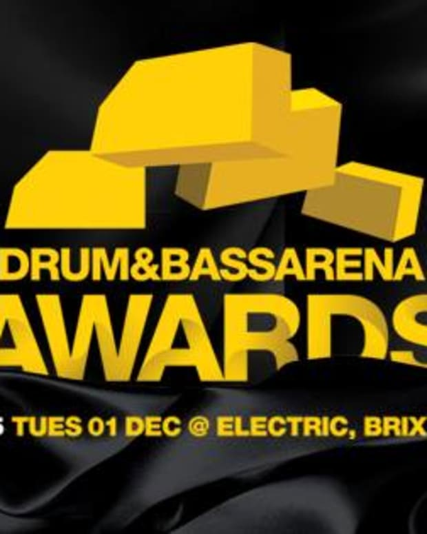 drum and bass arena awards