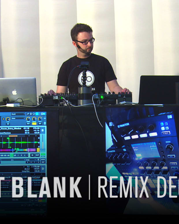 Point Blank Remix Decks Video Image